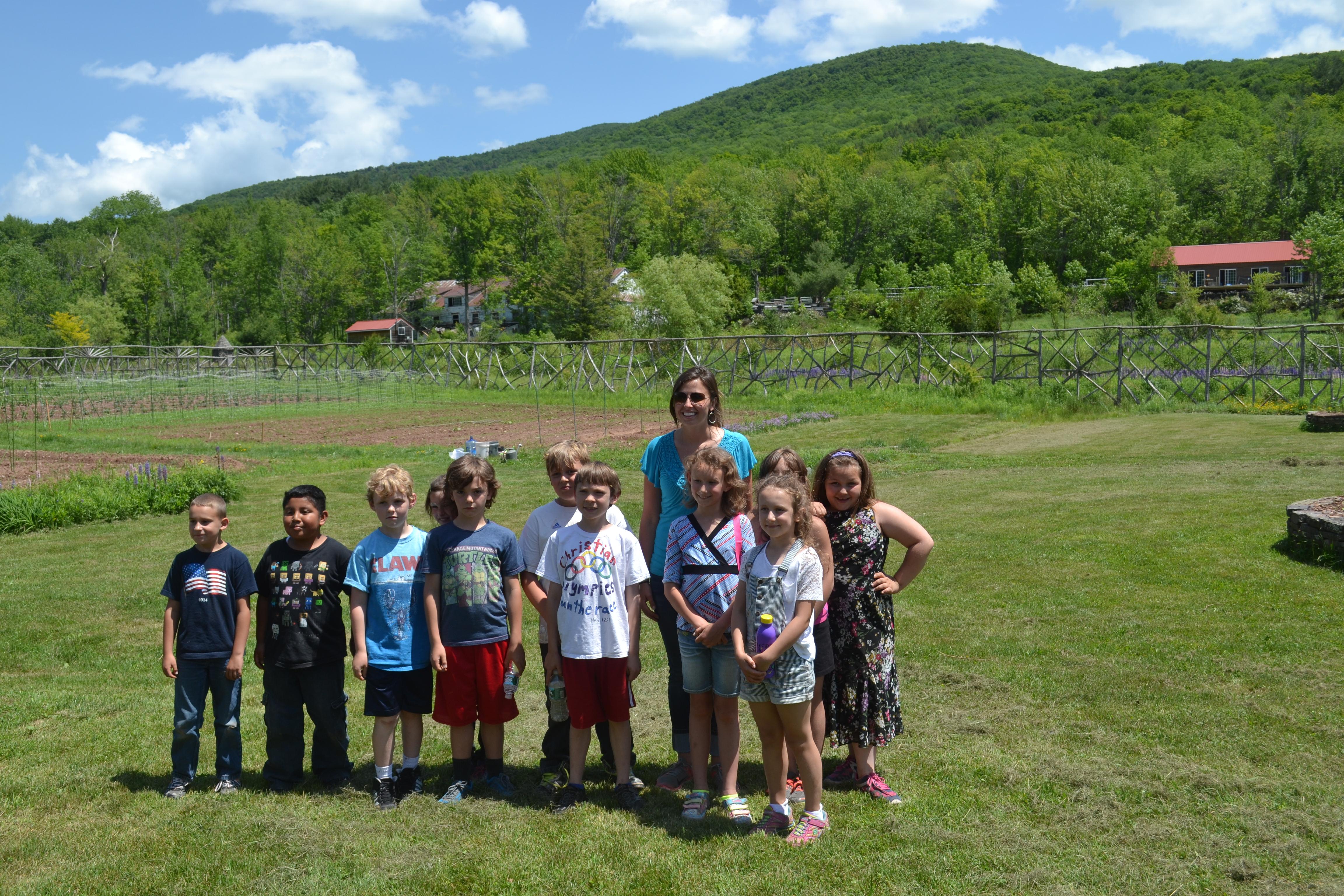 Sugar Maples Farm Tour